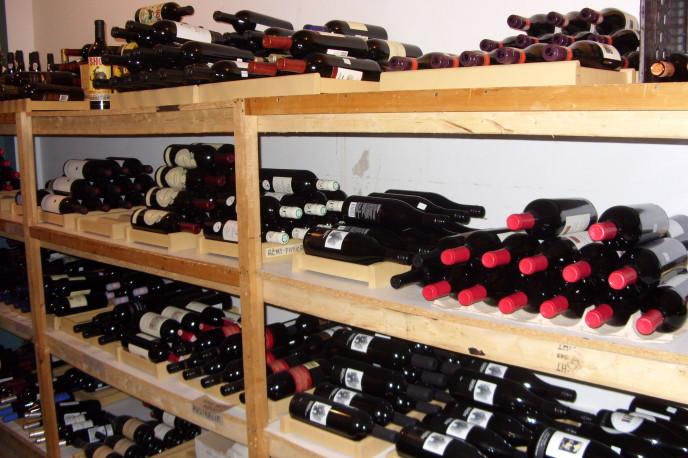 Cave à vin La Montagne Coupée