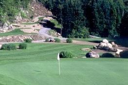 Forfait affaires et golf La Montagne Coupée